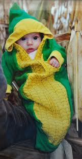"""Okay, fine. This """"baby corn"""" doesn't creep me out."""