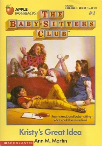 babysitters club book